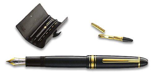 Mont Blanc Meisterstuck LeGrand Traveler Fountain Pen