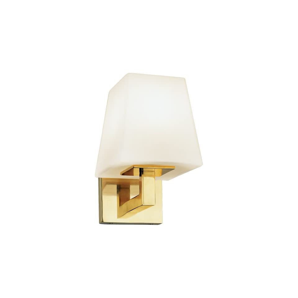 Doughout Mini Wall Sconce in Antique Natural Brass