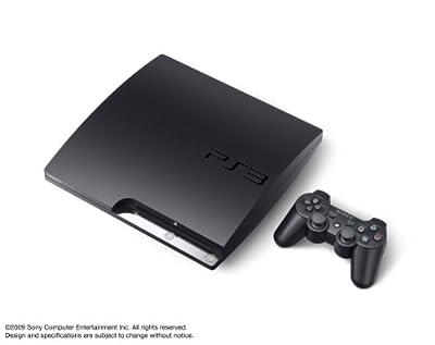 PlayStation 3(120GB) チャコール・ブラック(CECH-2100A)