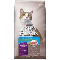 See Pro Plan Indoor Care Turkey & Rice Formula Dry Cat Food