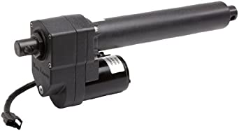 "Warner Linear K2xG05-12v-08 B-Track K2 8"" Stroke Length Rugged Duty Actuator"