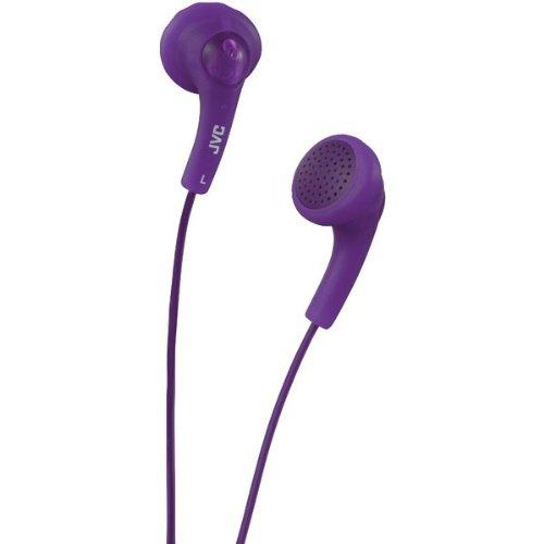 Tai nghe Hiệu JVC HAFX34P Marshmallow Headphones - Mua hàng Mỹ tại e24h. vn