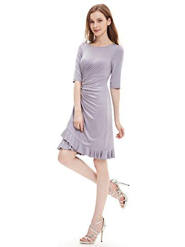 Ever pretty womens stretchy half sleeve wedding guest for Amazon wedding guest dress