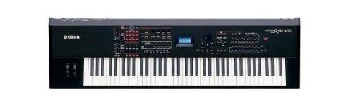 Yamaha S-70-XS Synthesizer mit
