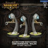 Privateer Press Warmachine - Convergence of Cyriss - Accretion Servitors Model Kit