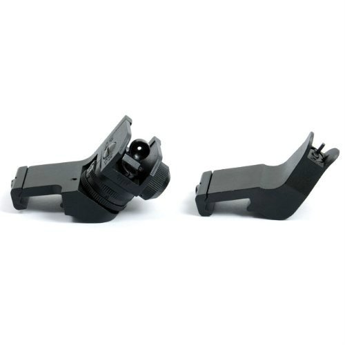 Ade Advanced Optics Front/Rear 45-Degree Rapid Transition BUIS Backup Iron Sight (Backup Iron Sights compare prices)