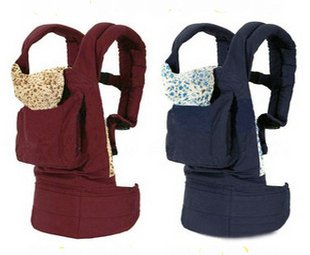 Why Choose The Cotton Baby Carrier Infant Comfort Backpack Buckle Sling Wrap - Fashion Full Pad Adju...