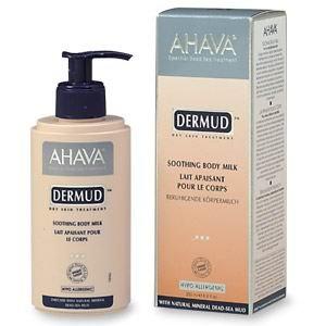 AHAVA Dermud Soothing Body Milk 250 ml 8.5 floz