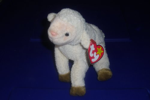 beanie baby - (Ewey) - with tag attached