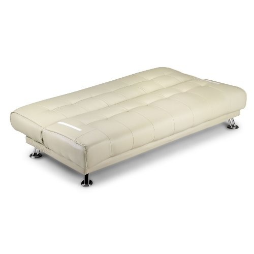 Small Faux Leather Sofa Bed: Venice Sofa Bed In Faux Leather Sofa Bed