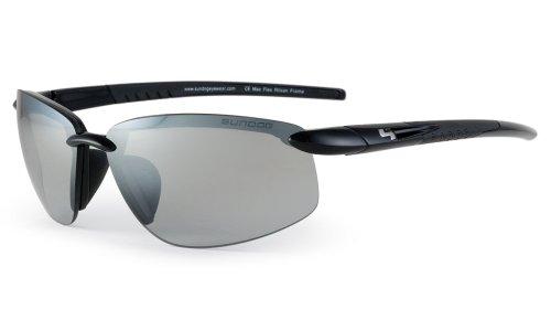 Sundog Bomb Chromo Lens Sunglasses