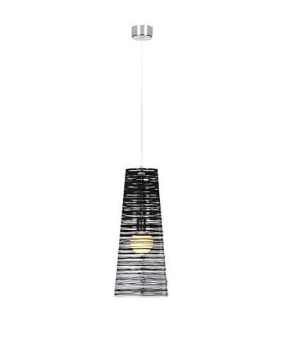 Emporium Lámpara De Suspensión Negro