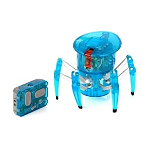 HEXBUG Spider: Teal [Micro Robotic Creatures]