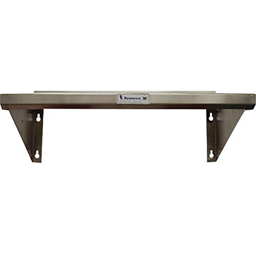 Stainless Steel Wall Shelf - 12