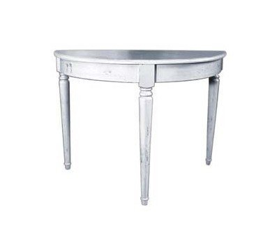 Cheap British Traditions Demi-lune Hall Console Table (B000ZGP0M2)