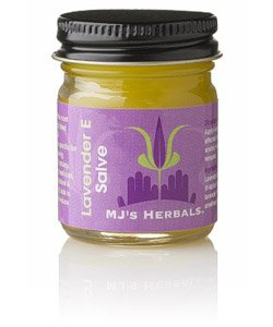 MJ's Herbals エムジェイズ ハーバルズ Lavender E Salve