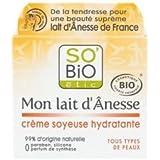 So'Bio Étic Mon Lait d'Ânesse Crème Soyeuse Hydratante 50 ml