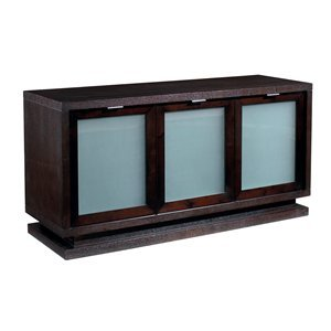 Buy Low Price Sitcom Sitcom TAY502-JAV 60in. Taylor Media Buffet Sideboard, Java (B004Q8X5RW)