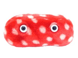 Giant Microbes - Rubella (Rubella virus) Educational Plush Toy
