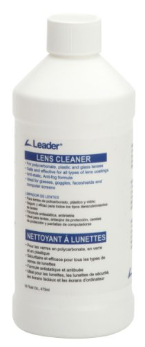 C-Clear 24 Lens Cleaning Cleaner Solution, 16 Oz Modern Round