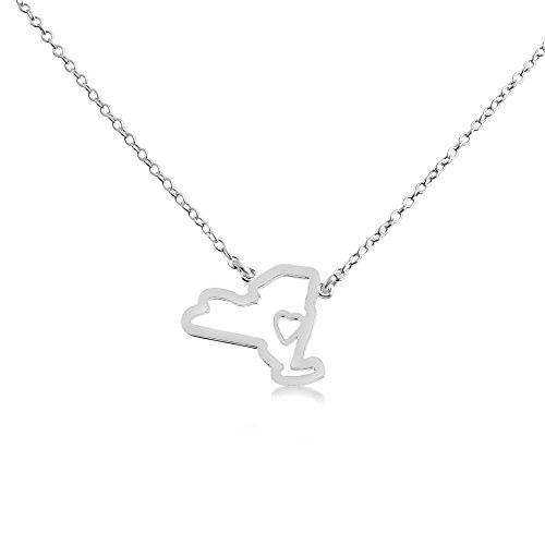 925-sterling-silver-small-new-york-home-is-where-the-heart-is-home-state-necklace-20-inches