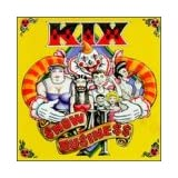 Show Business (Audio Cassette)by Kix