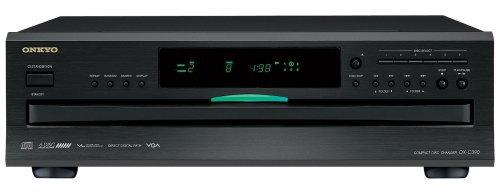 Onkyo DXC390 6 Disc CD Player