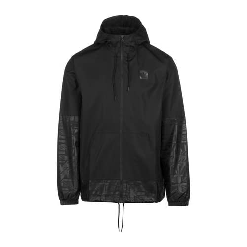 adidas Wind 2.0 Jacket - Men's Black L [並行輸入品]