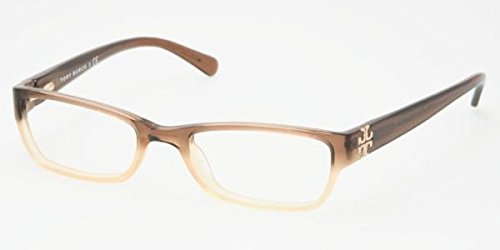Tory Burch TY 2003 858 Brown Optical RX Eyeglasses - 51mm (Tory Burch Eyeglass Frames compare prices)