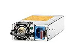 HP Common Slot Platinum Power Supply Kit - Power supply - hot-plug ( plug-in module ) - 80 PLUS Platinum - 1200 Watt