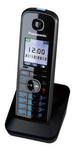 Panasonic KX TGA815EXB mobile part for Panasonic KX TG815x/816 x series, incl. Ladeschale picture