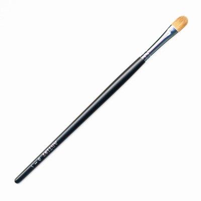 竹宝堂化粧筆 アイシャドウブラシ 8ー1 黒軸 熊野筆