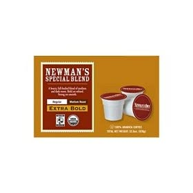 Newman's Special Blend, Keurig K-Cups, 80 Ct