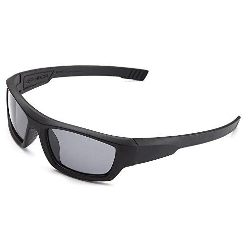 e74bb44c3d Naga Sports Youth Teenager UV400 Polarized Sunglasses for - Import ...