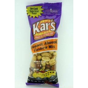 Kars Peanut, Almond, Cashew Mix (Case of 72)