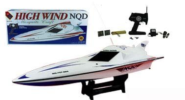 AZ Importer HWC7 29.5 inch High wing racing boat