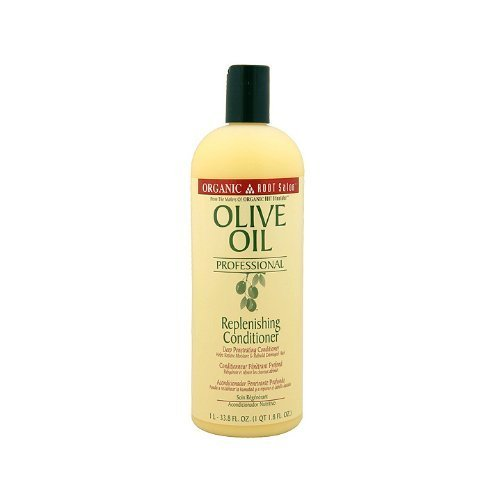 Organic Root Stimulator Olive Oil Professional Replenishing