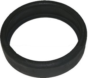 Replacement Polaris 480/3900 Sport Black Max Wide Trax Tire - 48-232