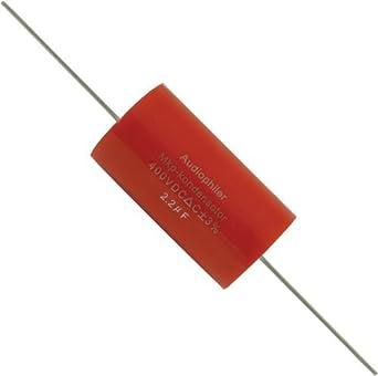 MKP Audiophiler Capacitor, Metallized Polypropylene, 2.2uF - 400V