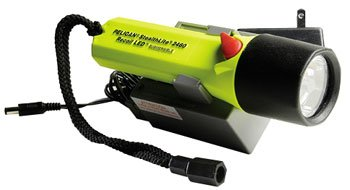 Pelican 2460 Yellow Stealthlite Rechargeable