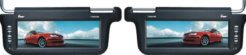 Pair of Brand New Tview T102sv-black Universal 10.2