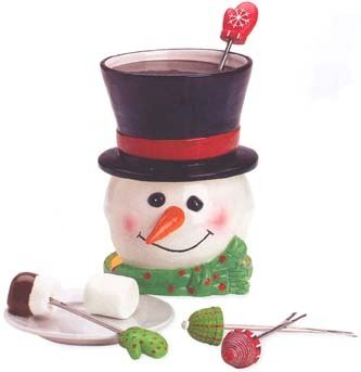Snow Much Fun Fondue Set 19 704