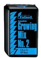 Fafard #2 Mix 3.8 cu. ft. compressed bale