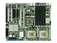 Retail, Dual Intel 64-BIT Xeon Support (667/1066/1333MHZ Fsb), 16GB DDR2 667 & 5