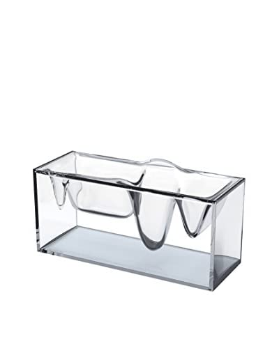 Lexon Liquid Station Desktop Organizer, Translucent