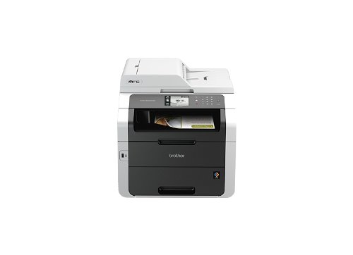 Brother MFC-9340CDW Multifunktionsgerät (Drucker,