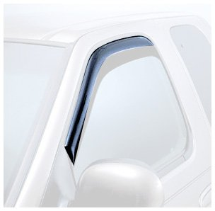 Auto Ventshade 194357 Rear In-Channel Ventvisor Deflector - 4 Piece
