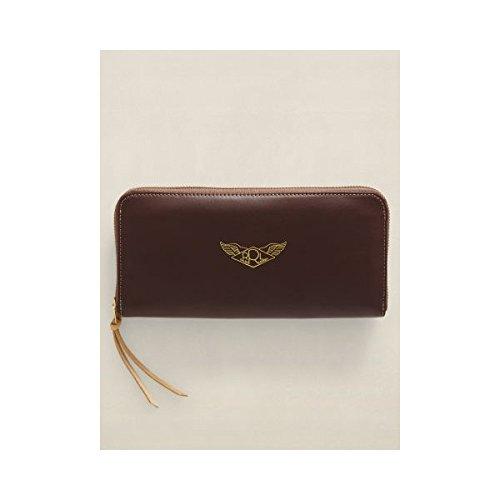 RRL ダブルアールエル A-2 Leather Travel Wallet [並行輸入品]