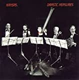 Drastic measures (1983) / Vinyl record [Vinyl-LP]