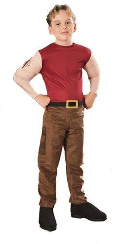 Titan A.E.: Cale Costume Small (Size 4-6)